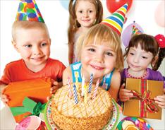Un anniversaire Fit Five
