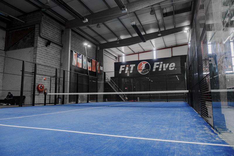 Terrain de padle synthétique centre FitFive