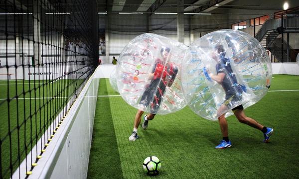 Bulles pour jouer au bubble foot FitFive
