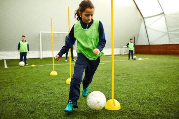 Stages de foot indoor organisé dans les centres FitFive
