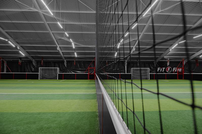 Terrain de foot indoor FitFive Bruxelles
