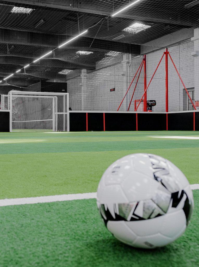 Terrain de foot indoor FitFive