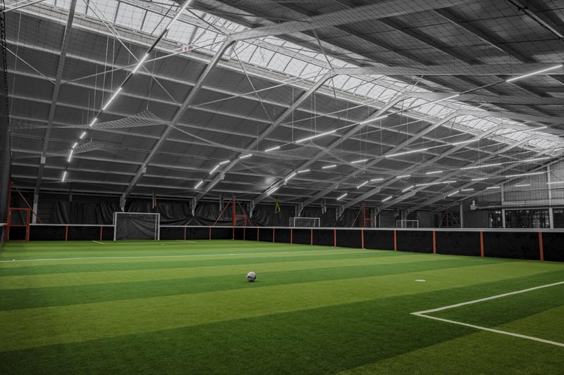 Terrain de foot indoor FitFive Charleroi