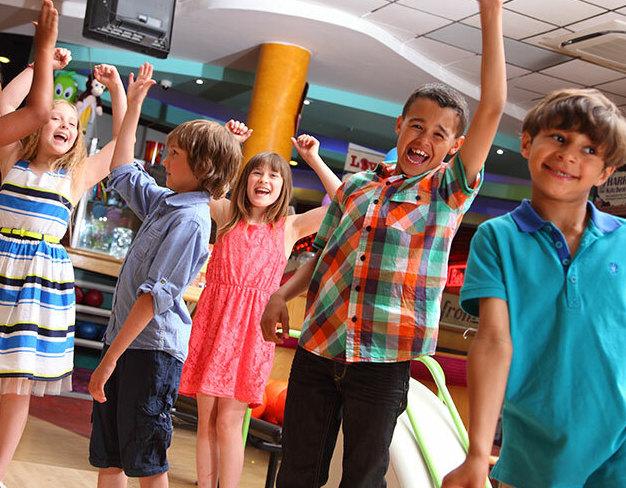 Anniversaire enfant organisé au centre FitFive