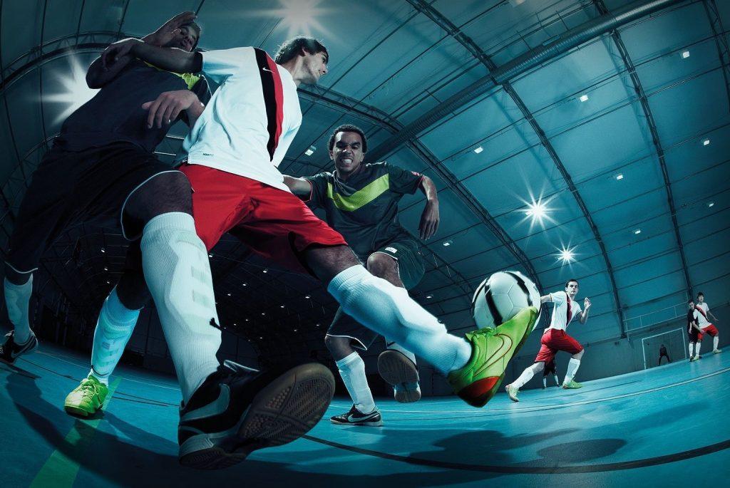 match de foot indoor Fitfive